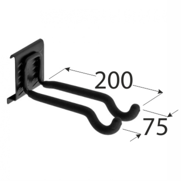 Система Голиаф (SGH1) DMX крюк 90х200 мм