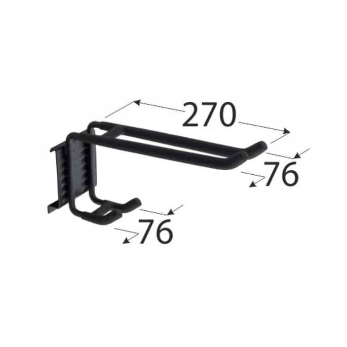 Система Голиаф (SGH13) DMX крюк 90х270 мм