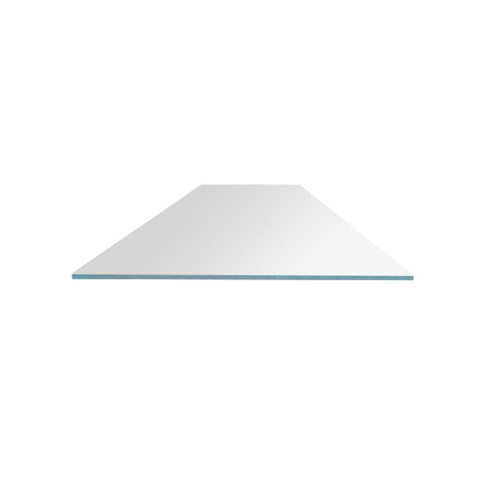 Сэндвич-панель ПВХ для откосов 400х1500х10 мм белая