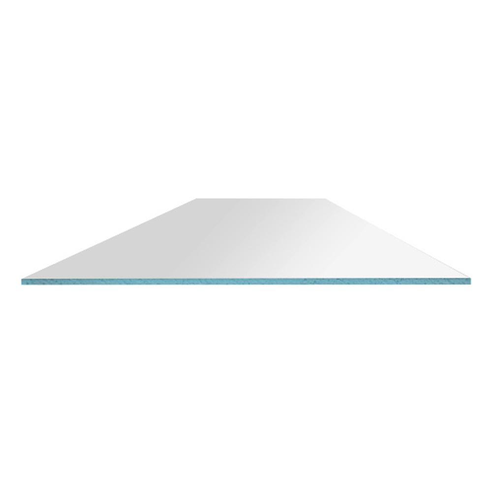 Сэндвич-панель ПВХ для откосов 600х1500х10 мм белая