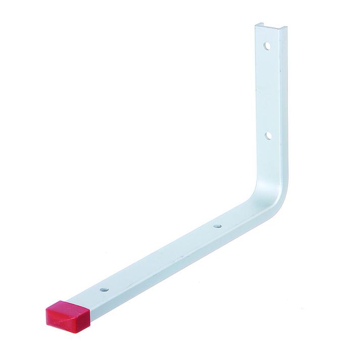 Крюк настенный GAH ALBERTS 130х230 мм алюминиевый
