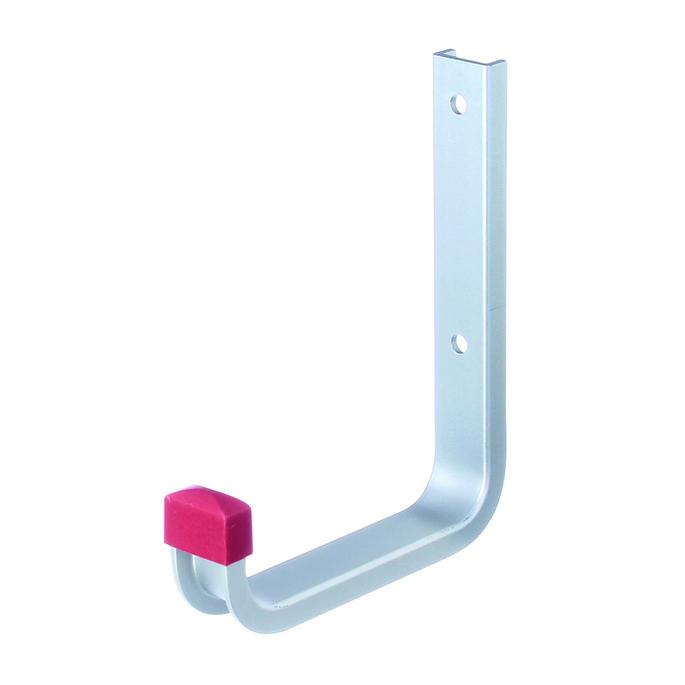 Крюк настенный GAH ALBERTS 140х115 мм алюминиевый