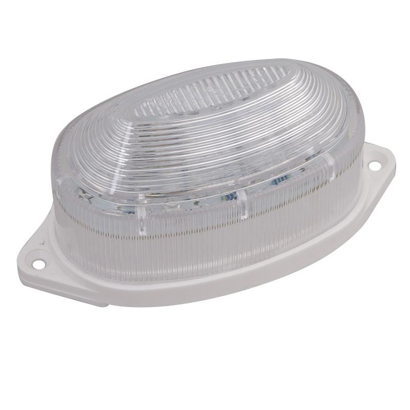 Лампа строб накладная Neon-Night 30 LED свечение зелёное (415-114)