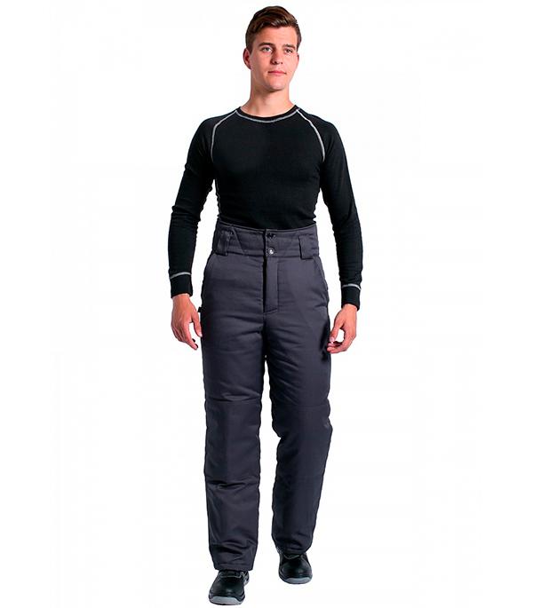 Брюки зимние Delta Plus Фаворит размер 52-54, рост 182-188 брюки мужские stayer цвет темно серый 20614 19 размер 54 188