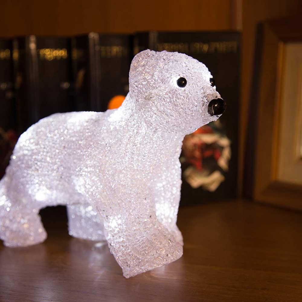 Украшение светодиодное фигура Neon Night Медвежонок