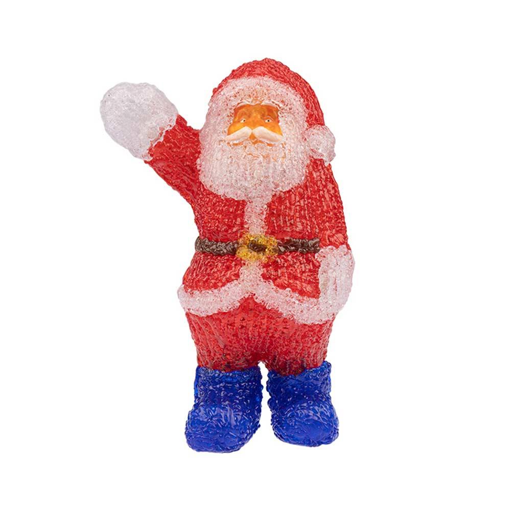 Украшение светодиодное фигура Neon Night Санта Клаус