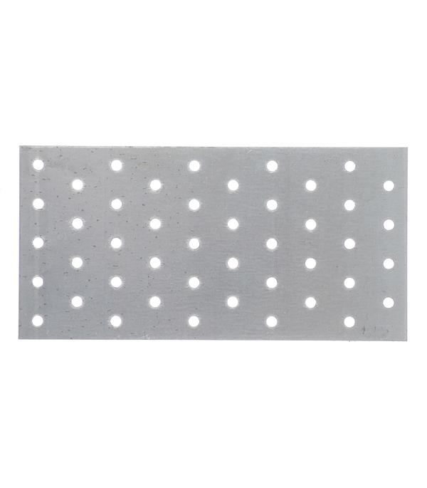 Пластина соединительная оцинкованная 200х100х2 мм пластина соединительная оцинкованная 200х100х2 мм
