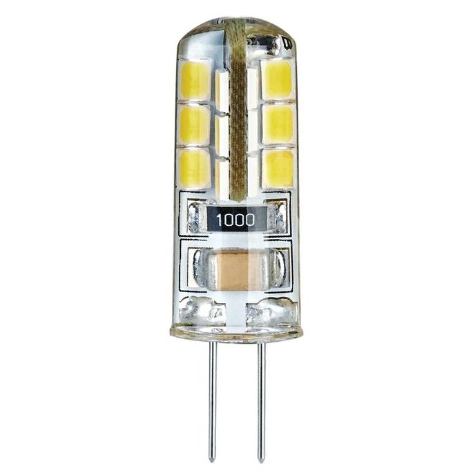 Лампа светодиодная Navigator 2,5 Вт G4 капсула 4000 К дневной свет 230 В