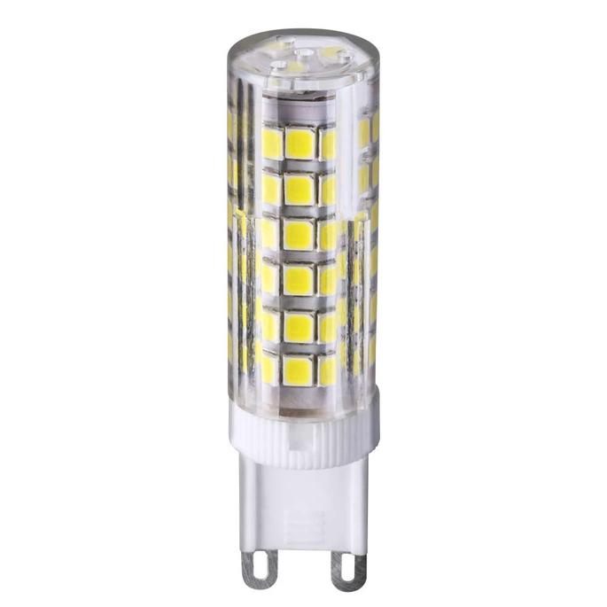 Лампа светодиодная Navigator 6 Вт G9 капсула 4000 К дневной свет 230 В