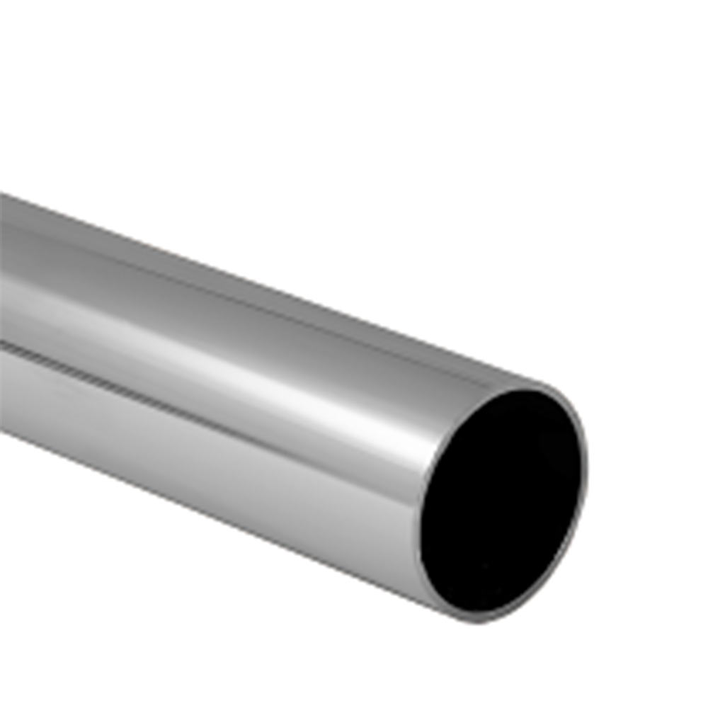 Труба круглая к системе Joker d25х2000 мм хром фото