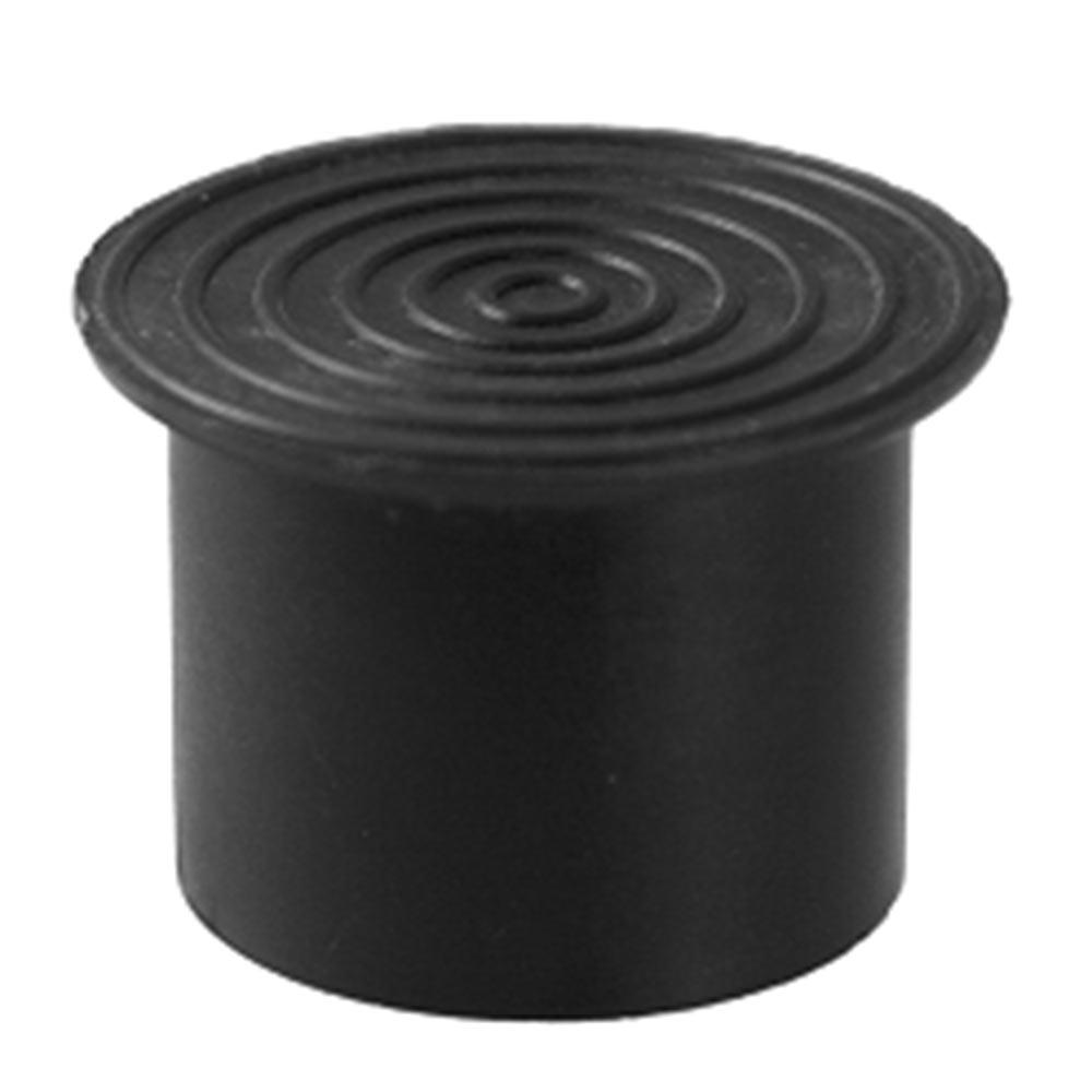 Заглушка внешняя пластиковая для труб к системе Joker d25 мм черная (1 шт.) капсулы для монет leuchtturm caps диаметр 20 мм 10 шт