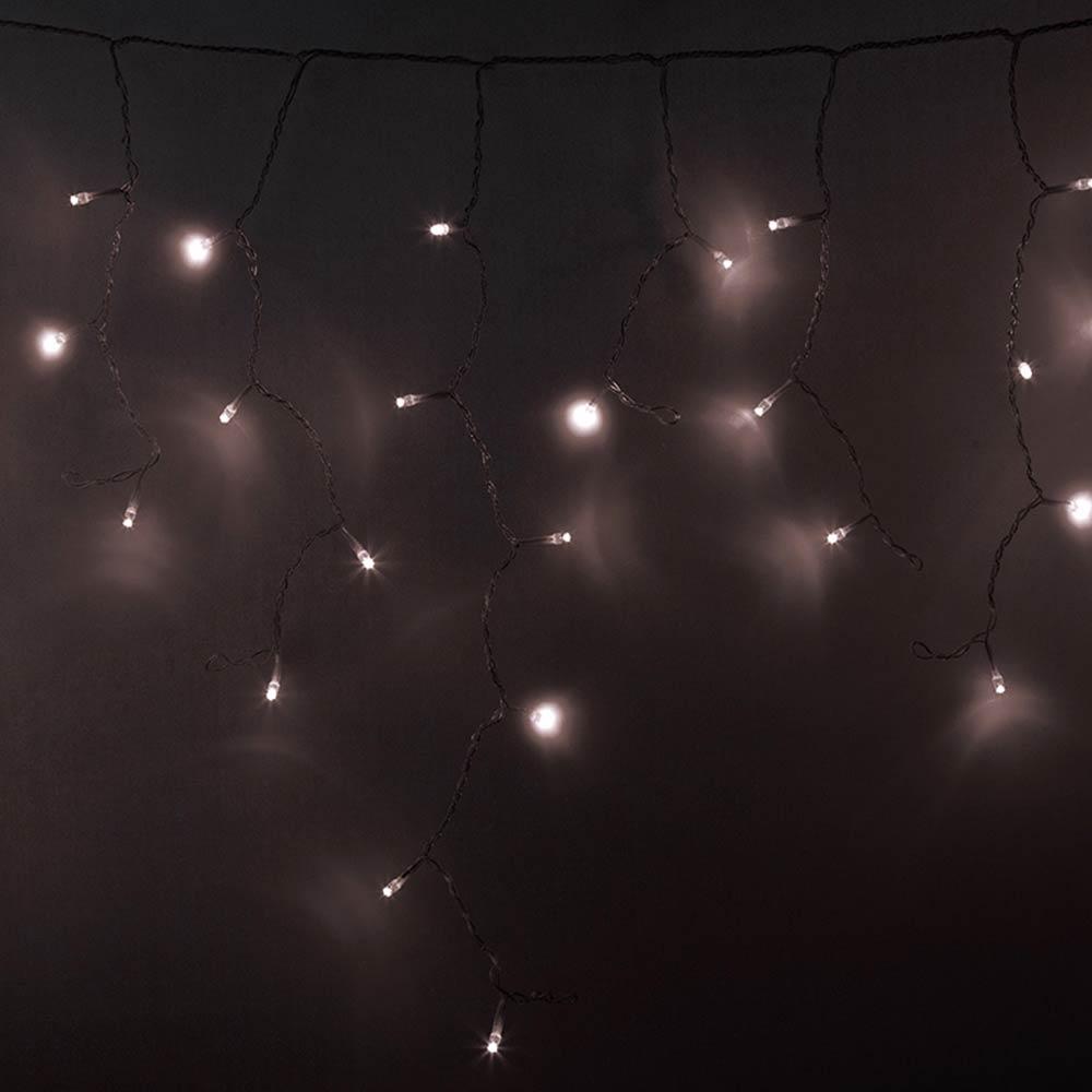 Гирлянда светодиодная Neon Night Айсикл (бахрома)