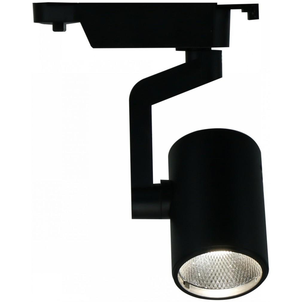 Светильник трековый светодиодный ARTE LAMP (A2310PL-1BK) LED 10 Вт 220 В черный 4000 К дневной свет IP20 60x180x100 мм