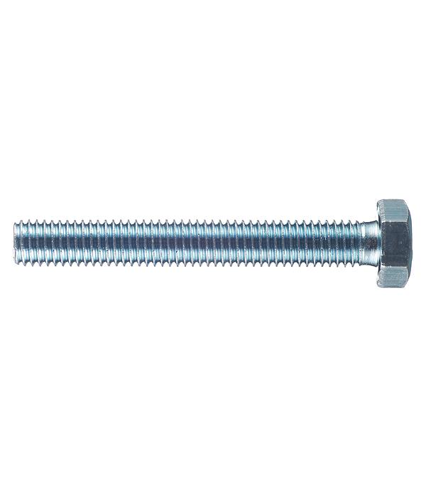 Болты оцинкованные М8х60 мм DIN 933 (20 шт)