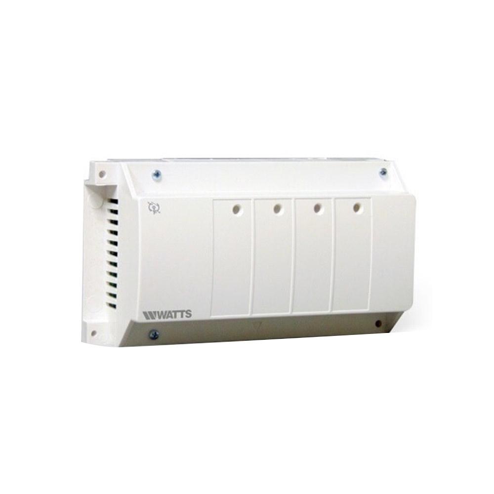 цена на Модуль управляющий базовый WFHC (4зон., 230В, норм.закр.) Watts
