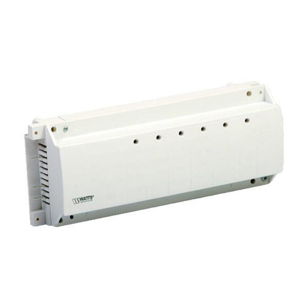 цена на Модуль управляющий базовый WFHC (6зон., 230В, норм.закр.) Watts
