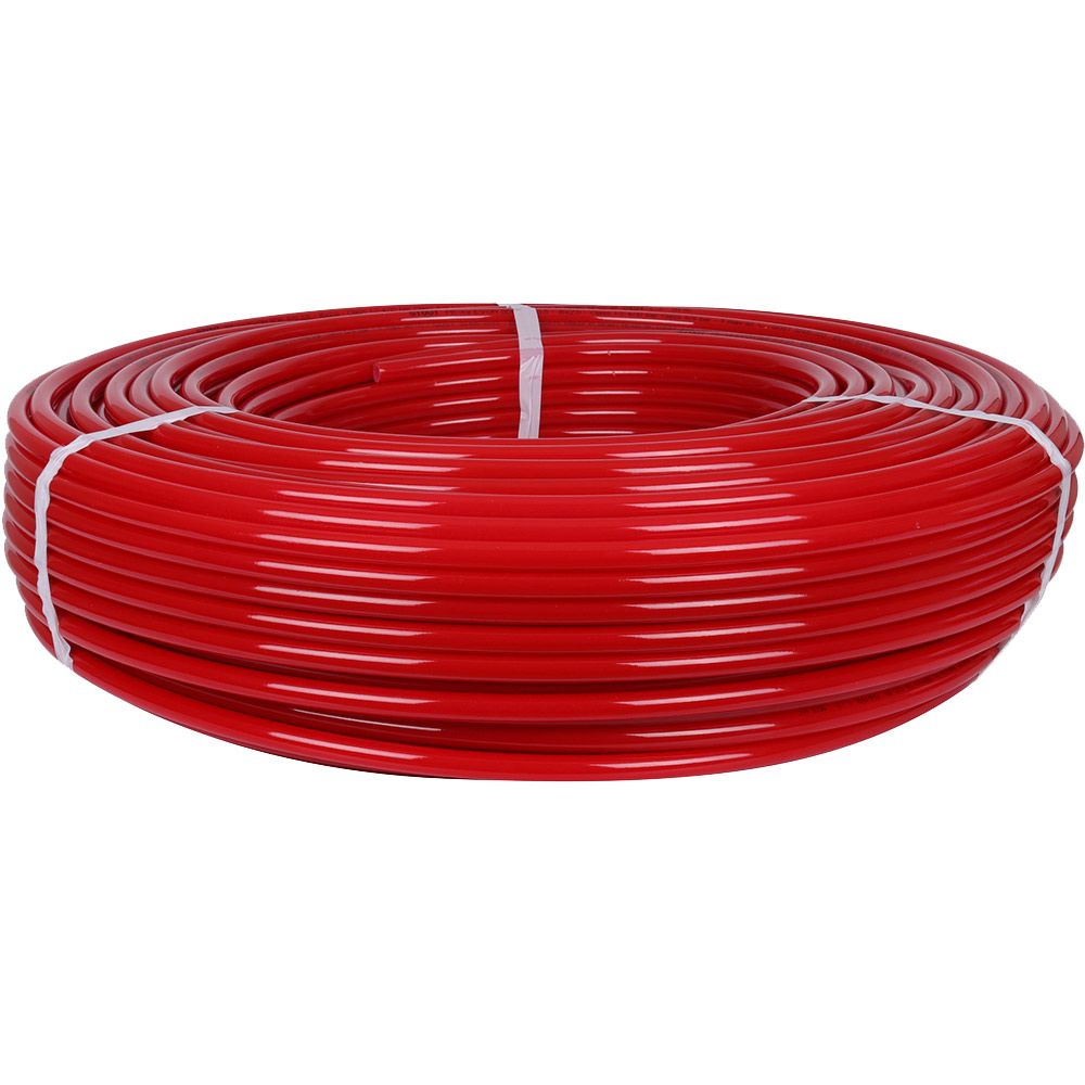 Труба для теплого пола Stout Pex-a 16х2 мм красная бухта 500 м стоимость
