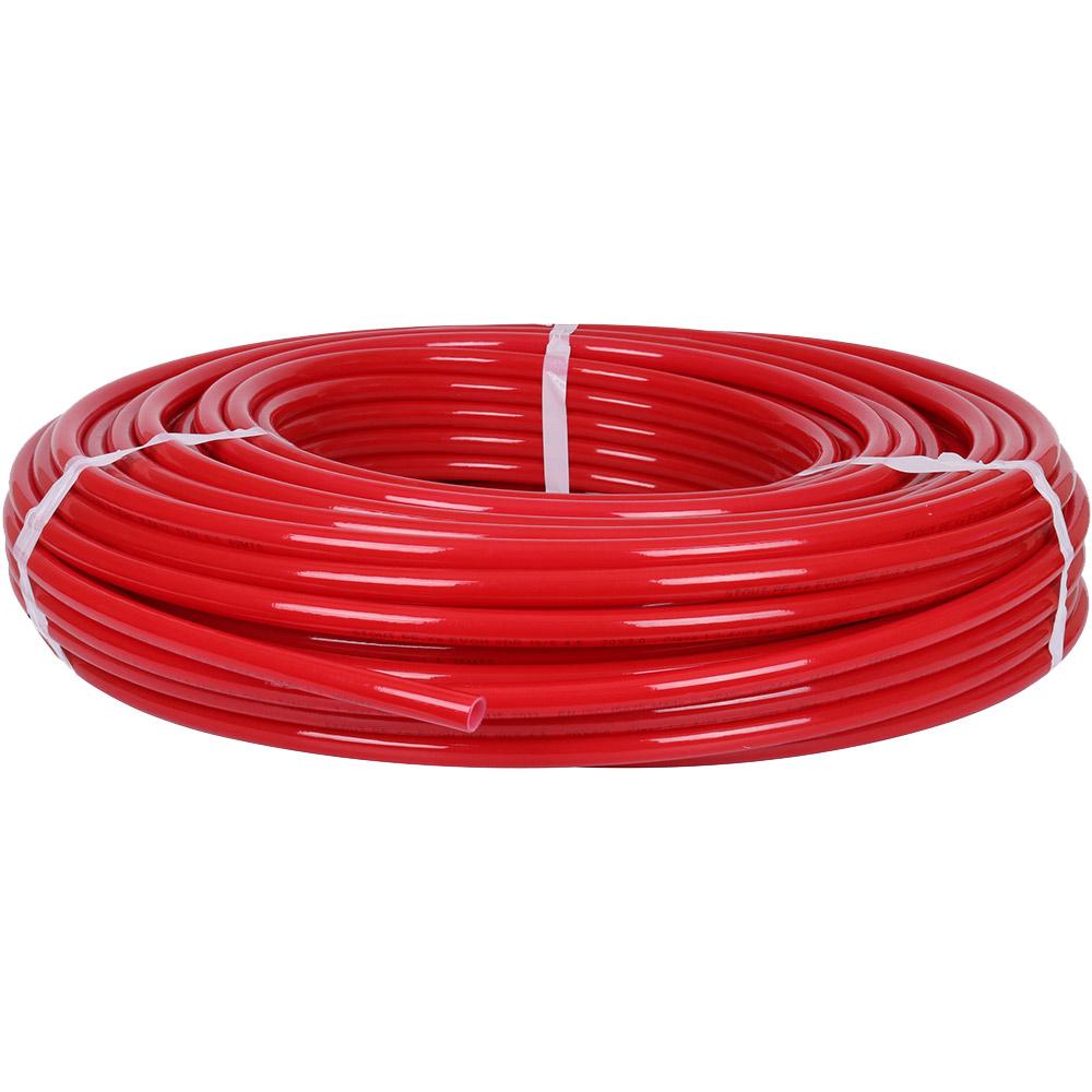 Труба для теплого пола Stout Pex-a 20х2 мм красная бухта 240 м стоимость