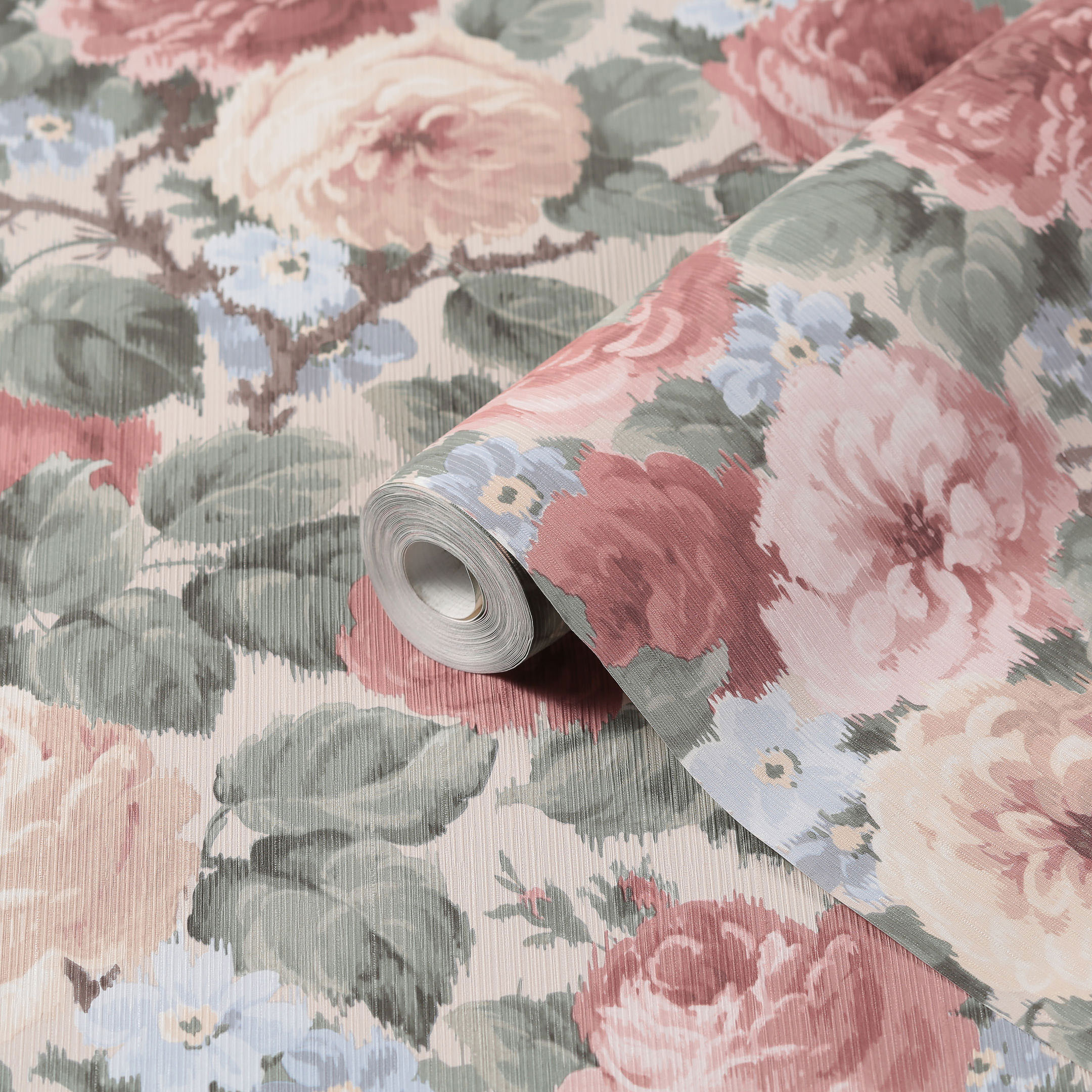 Обои компакт-винил на флизелиновой основе МИР Роза Гобелен 45-273-02 (1,06х10 м) обои компакт винил на флизелиновой основе мир роза гобелен 45 274 02 1 06х10 м