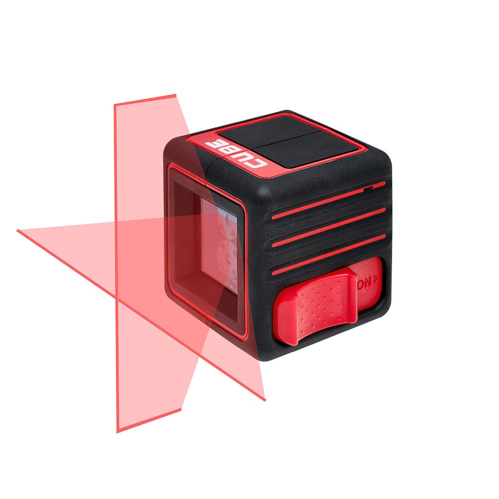 Нивелир лазерный ADA CUBE Professional Edition (А00343) со штативом