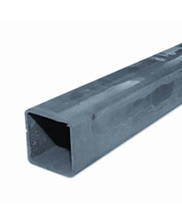 труба профильная 80x80x4 мм 3 м Труба профильная 50х50х2 мм квадратная 3 м