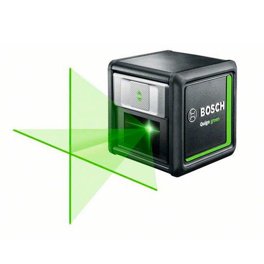 Нивелир лазерный Bosch Quigo Green (0603663C01) со штативом ВТ 150