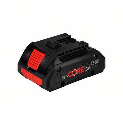 Фото - Аккумулятор Bosch ProCore (1600A016GB) 4Ач Li-Ion аккумулятор для bosch li ion любые инструменты и зарядные устройства bosch класса 18 в