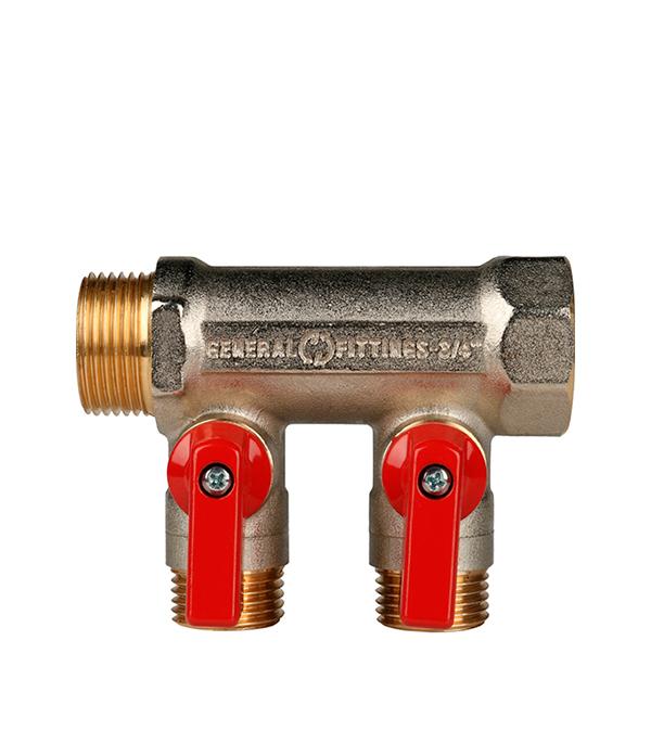 Коллектор Stout (SMB 6200 341202) 3/4 ВР(г)