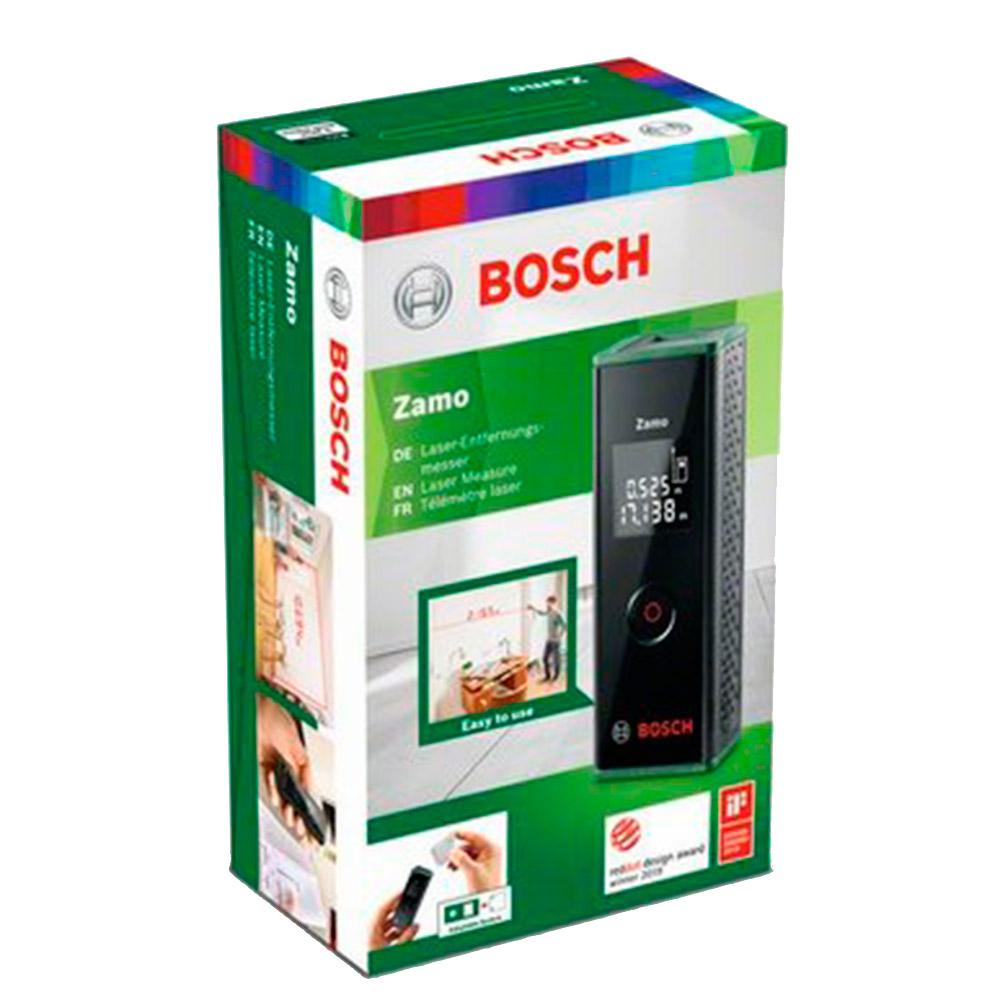 Дальномер лазерный Bosch Zamo III basic (0603672700) 20 м фото