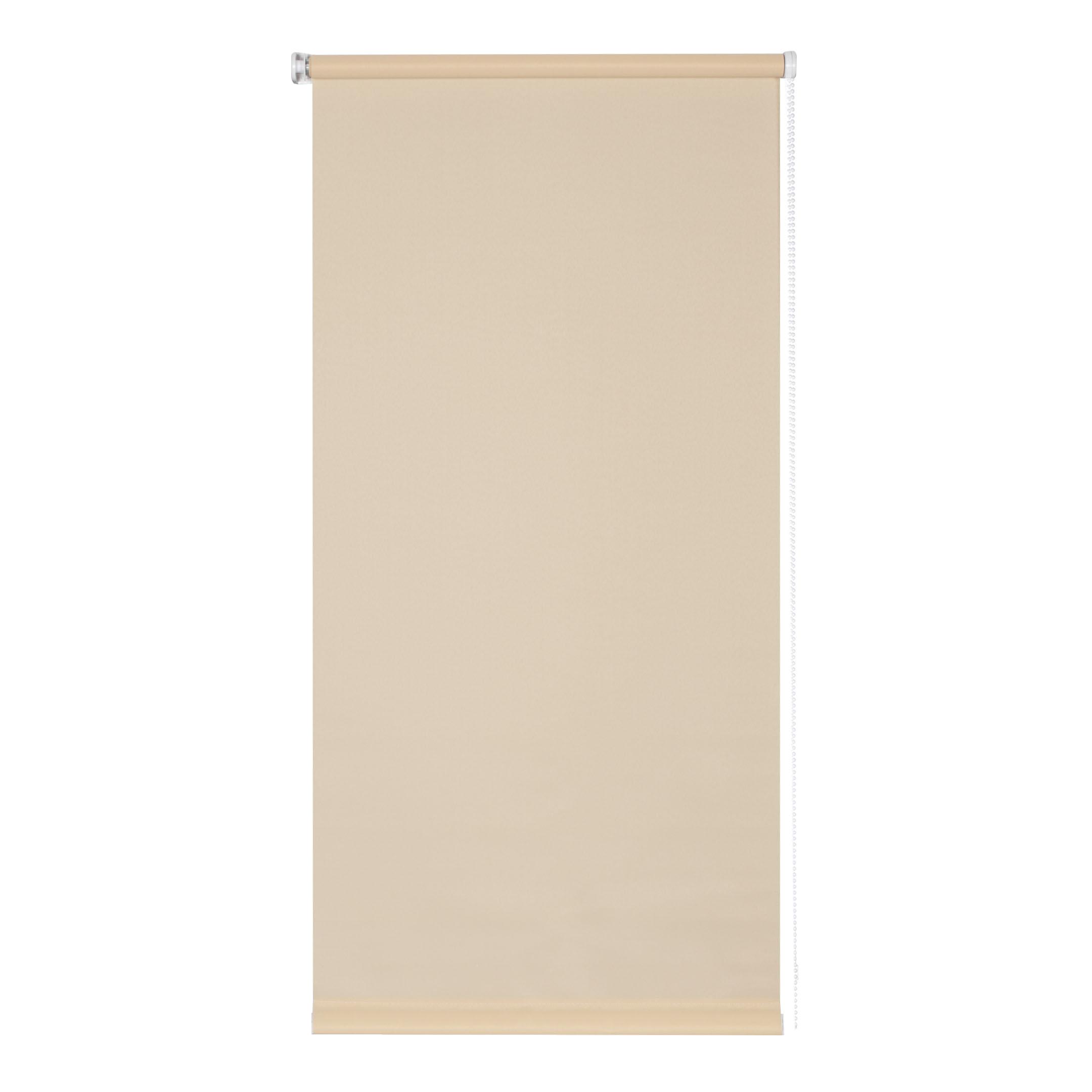 Фото - Штора рулонная Плайн 50х175 см кремовый штора рулонная плайн 50х175 см фисташковый