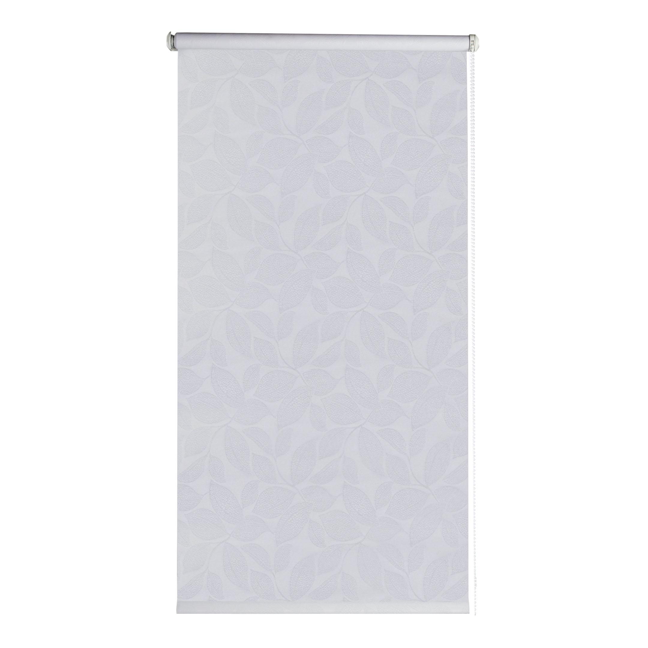 Штора рулонная Лиаф 50х160 см белый