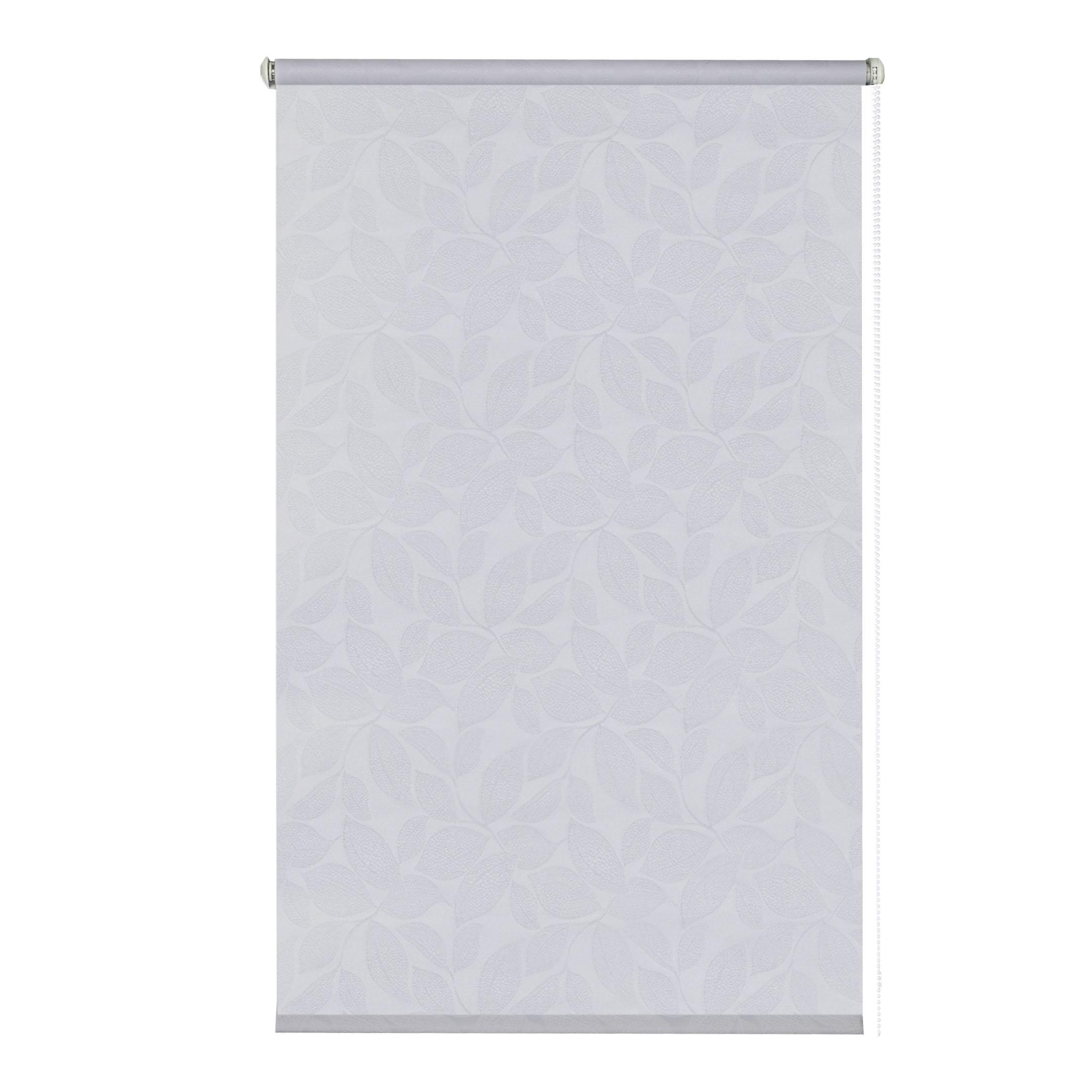 Штора рулонная Лиаф 60х160 см белый