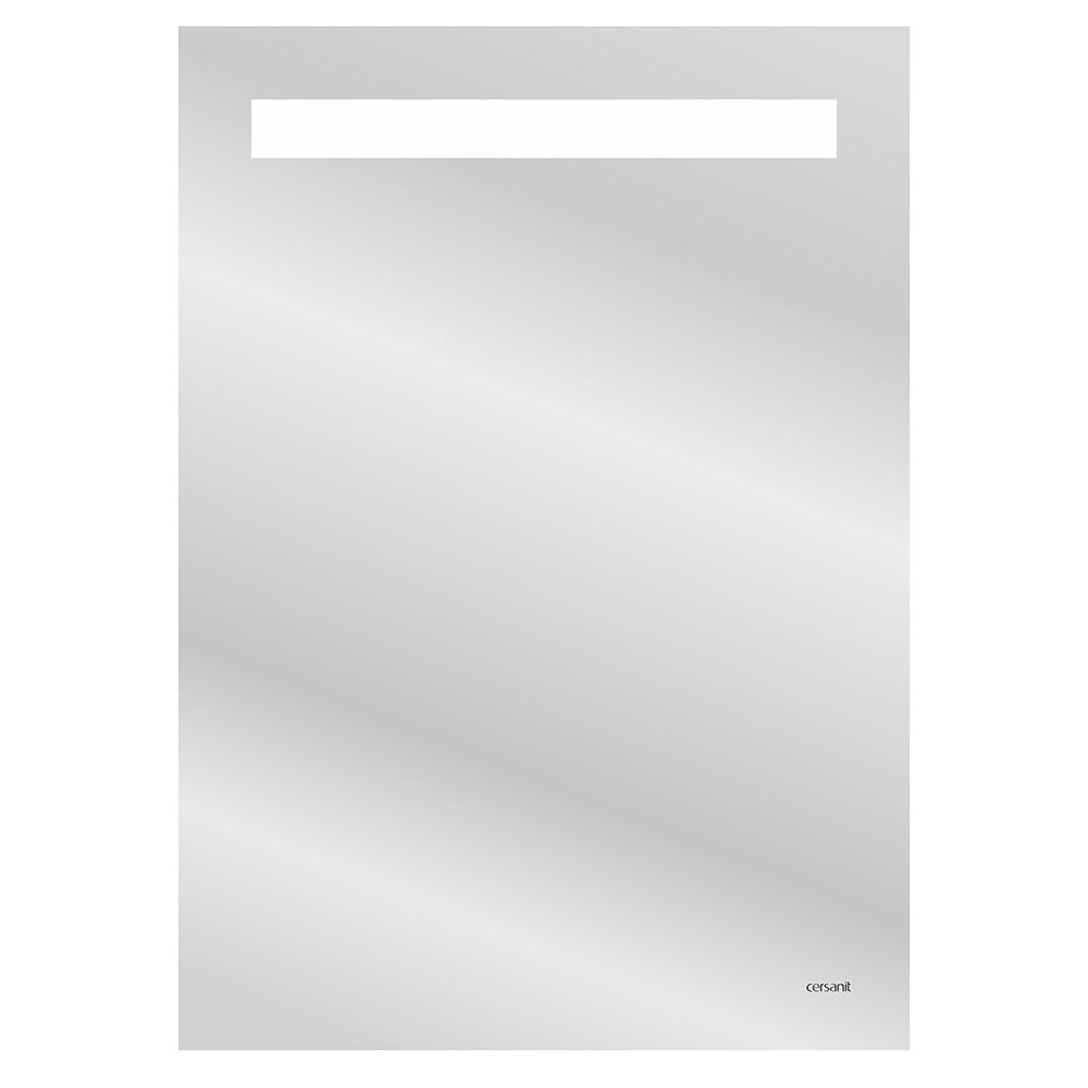 цена Зеркало CERSANIT Base 500х700 мм с подсветкой онлайн в 2017 году