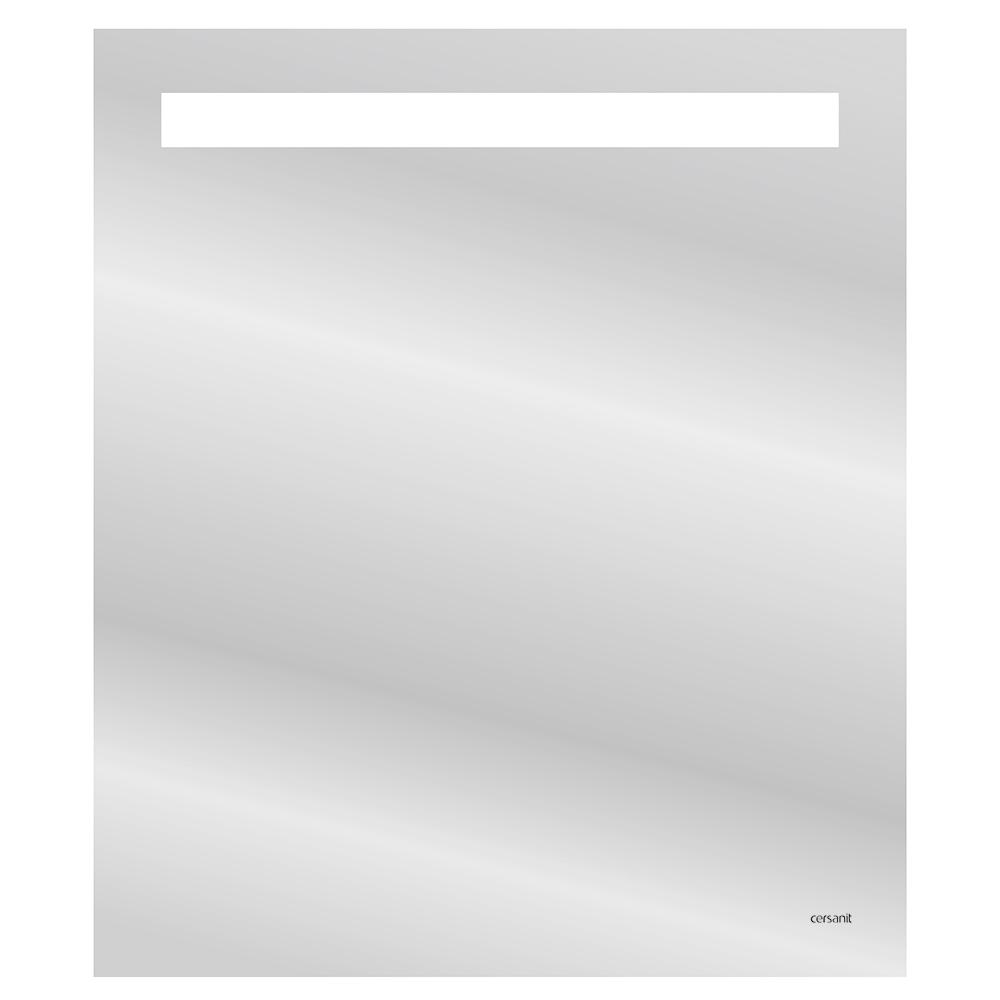 цена Зеркало CERSANIT Base 600х700 мм с подсветкой онлайн в 2017 году