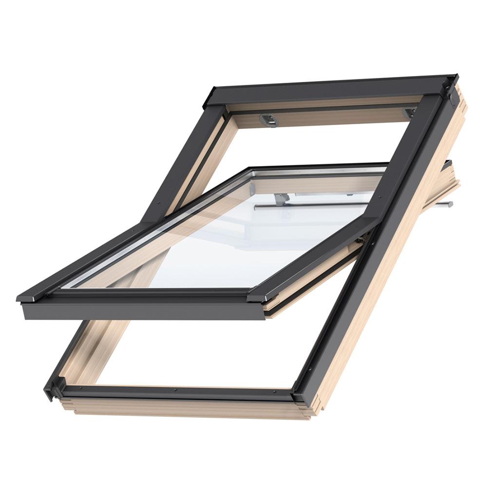 Окно мансардное Velux Optima GZR CR02 3050 550х780 мм