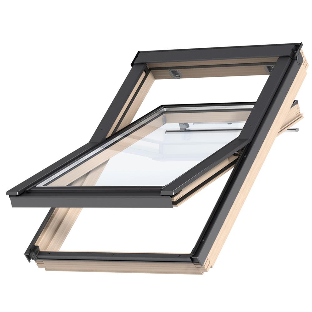 Окно мансардное Velux Optima GZR CR04 3050 550х980 мм