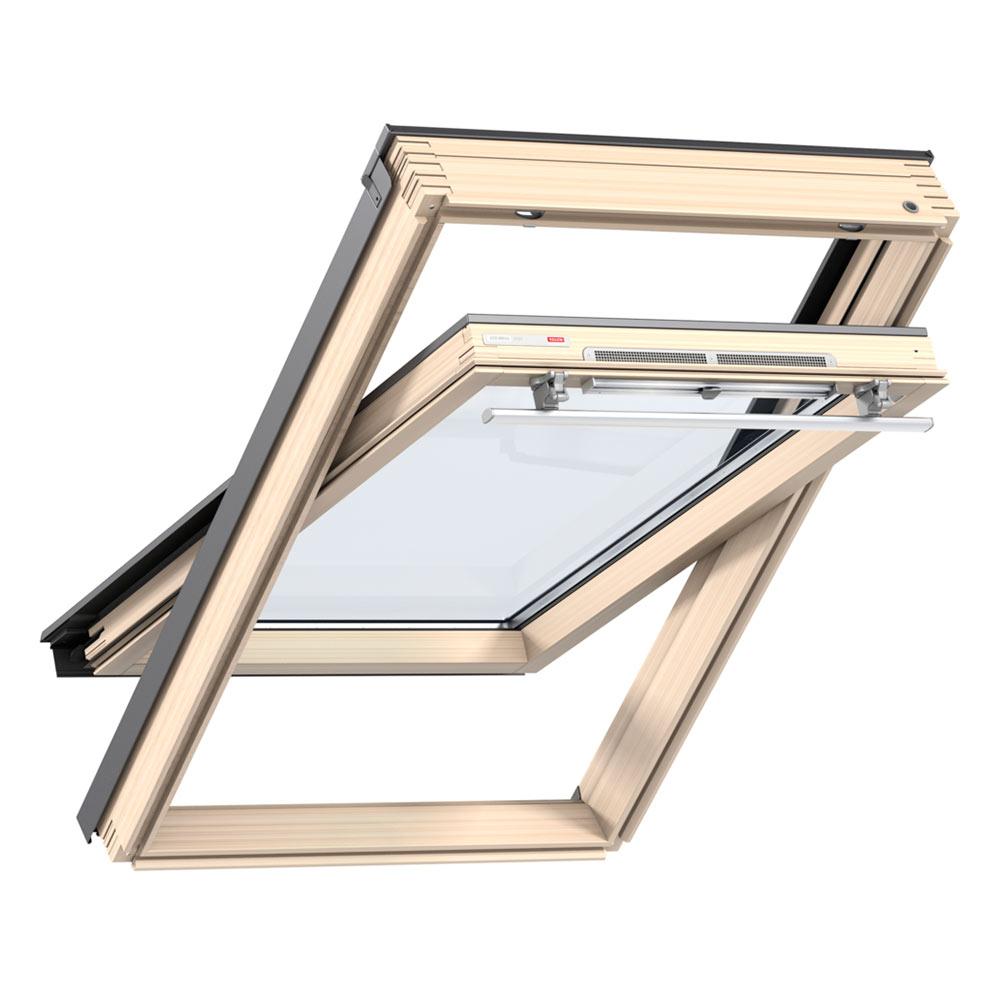 Окно мансардное Velux Optima GZR FR04 3050 660х980 мм