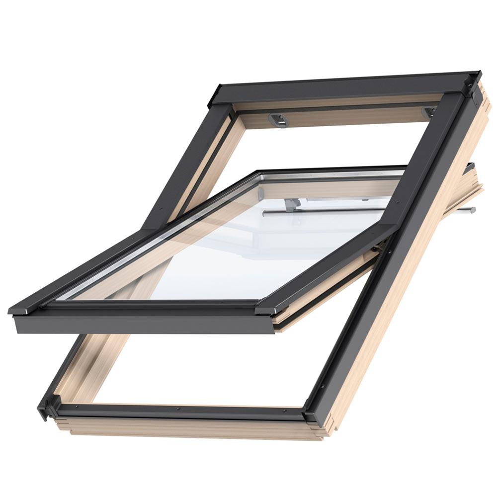 Окно мансардное Velux Optima GZR FR06 3050 660х1180 мм