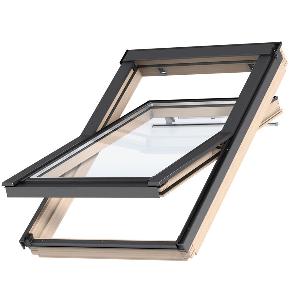 Окно мансардное Velux Optima GZR MR04 3050 780х980 мм