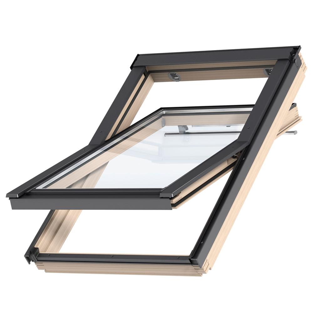Окно мансардное Velux Optima GZR MR06 3050 780х1180 мм