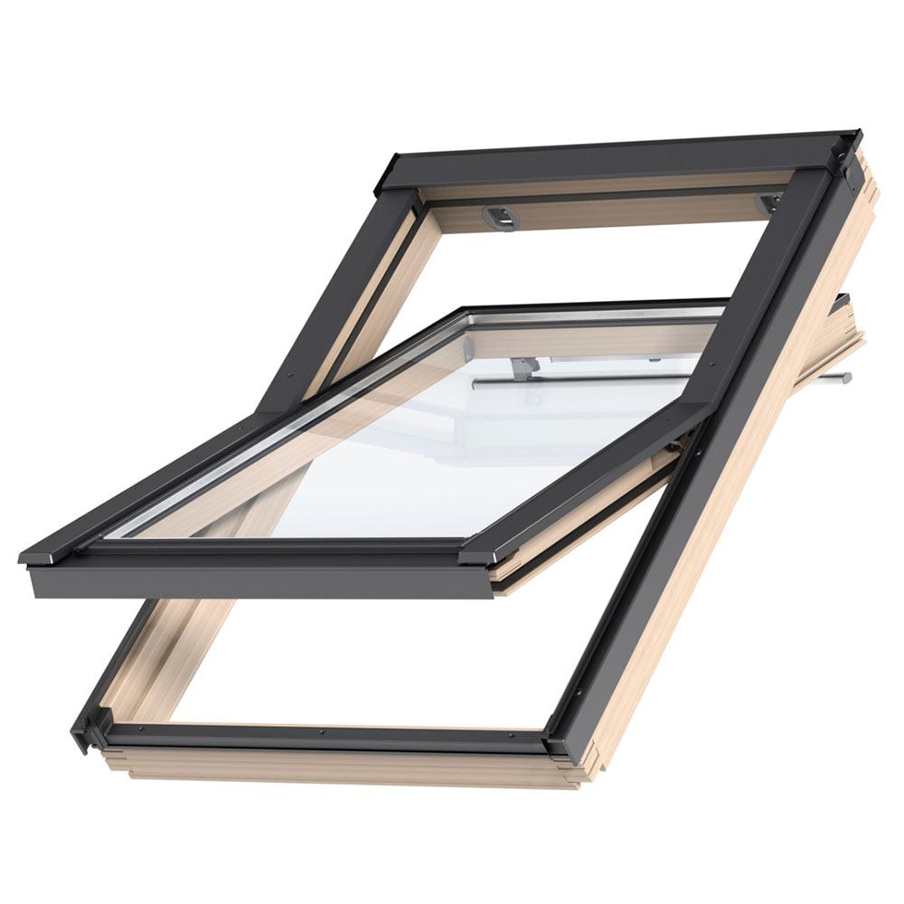 Окно мансардное Velux Optima GZR PR06 3050 940х1180 мм