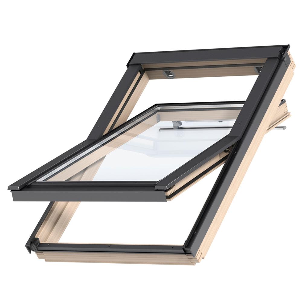 Окно мансардное Velux Optima GZR PR08 3050 940х1400 мм