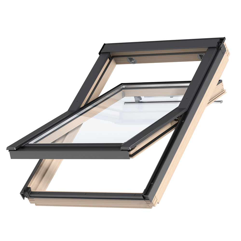 Окно мансардное Velux Optima GZR SR06 3050 1140х1180 мм