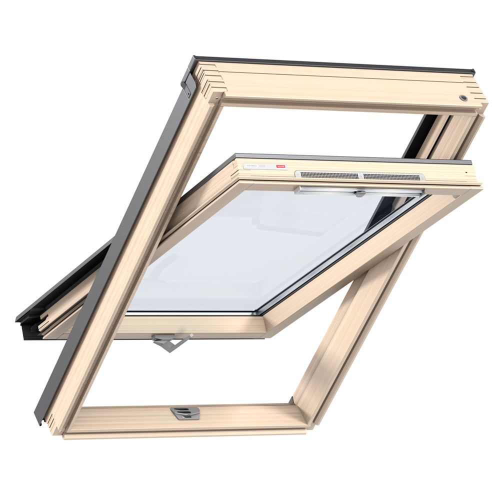 Окно мансардное Velux Optima GZR CR02 3050B 550х780 мм