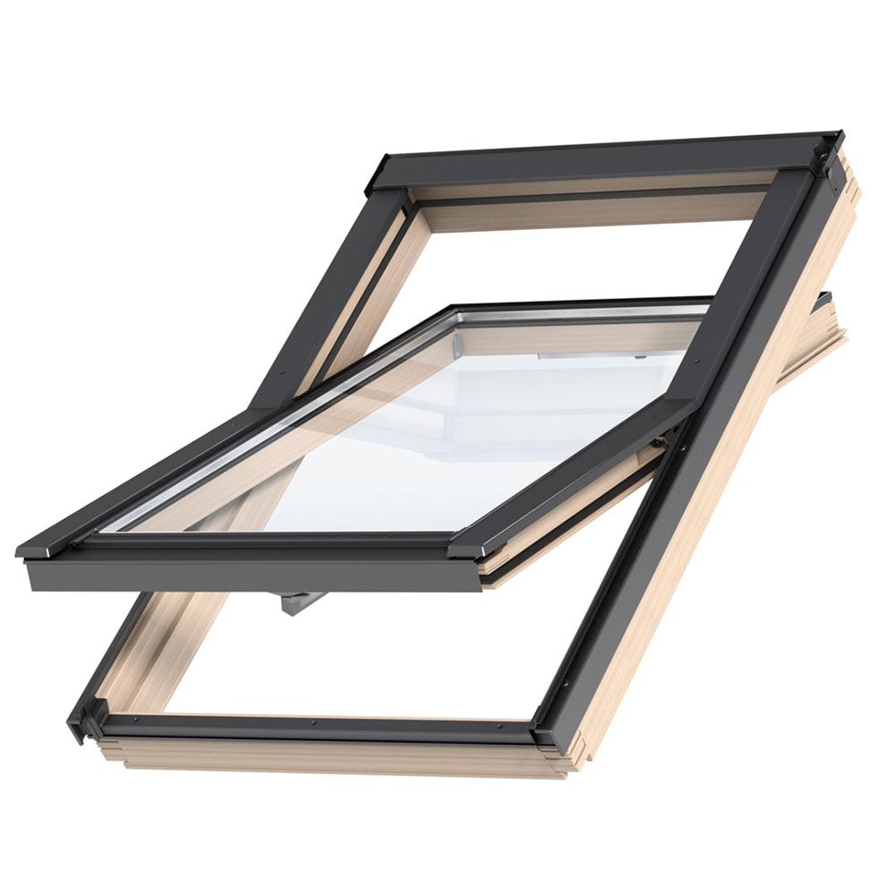Окно мансардное Velux Optima GZR FR04 3050B 660х980 мм