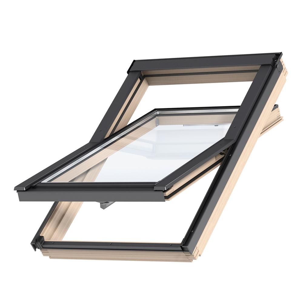 Окно мансардное Velux Optima GZR MR04 3050B 780х980 мм