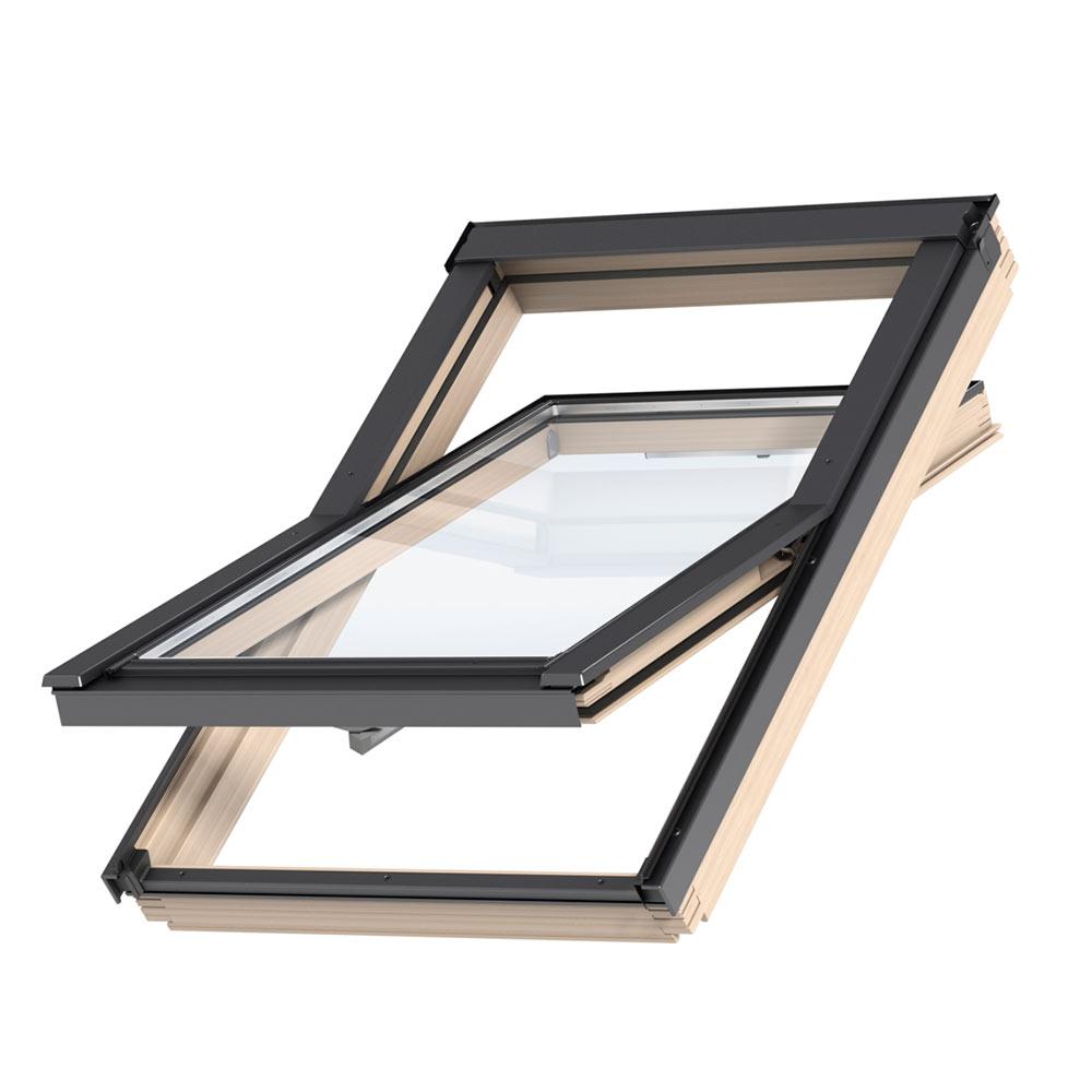 Окно мансардное Velux Optima GZR MR06 3050B 780х1180 мм