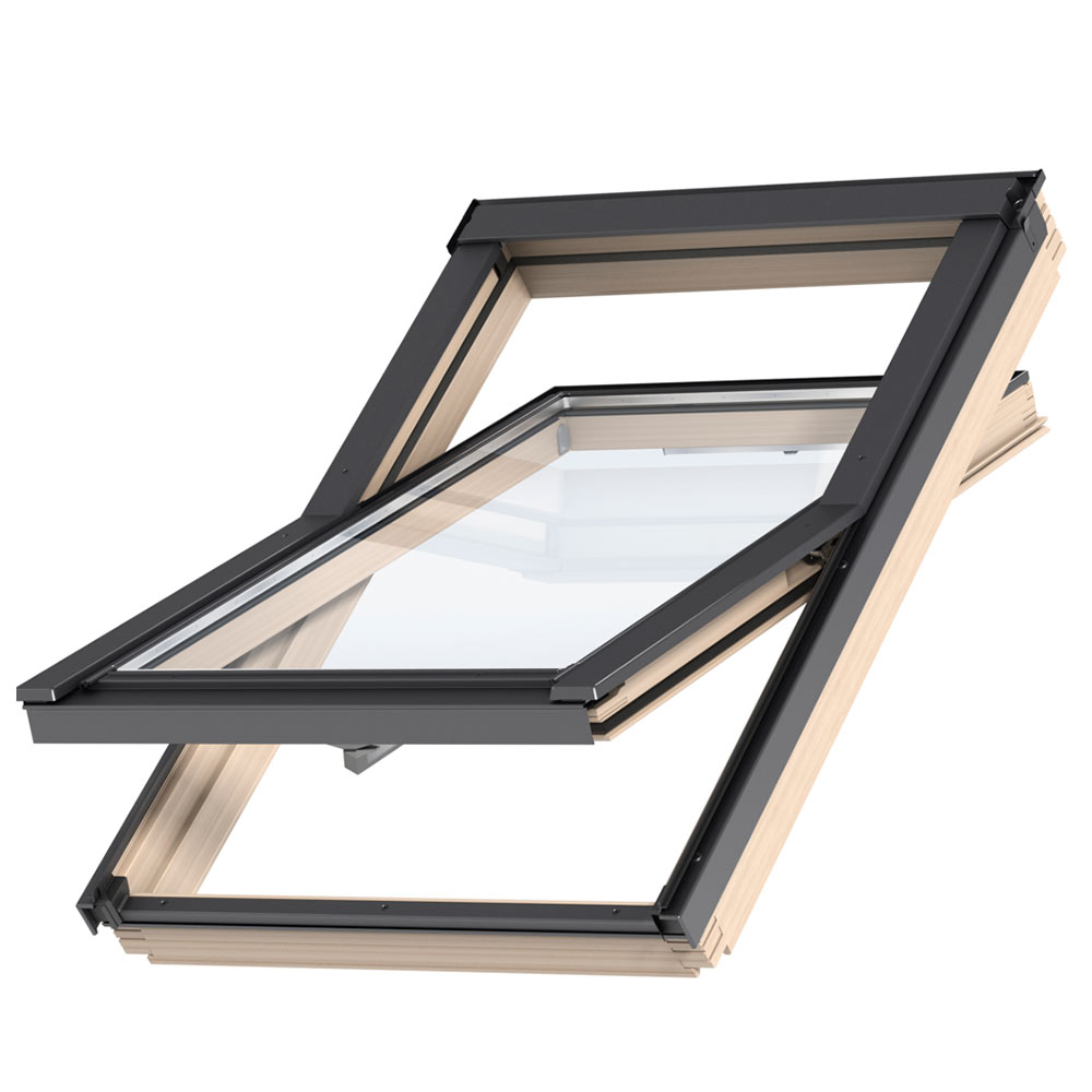 Окно мансардное Velux Optima GZR MR08 3050B 780х1400 мм