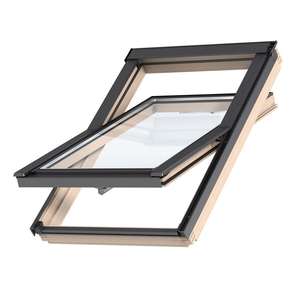 Окно мансардное Velux Optima GZR PR06 3050B 940х1180 мм