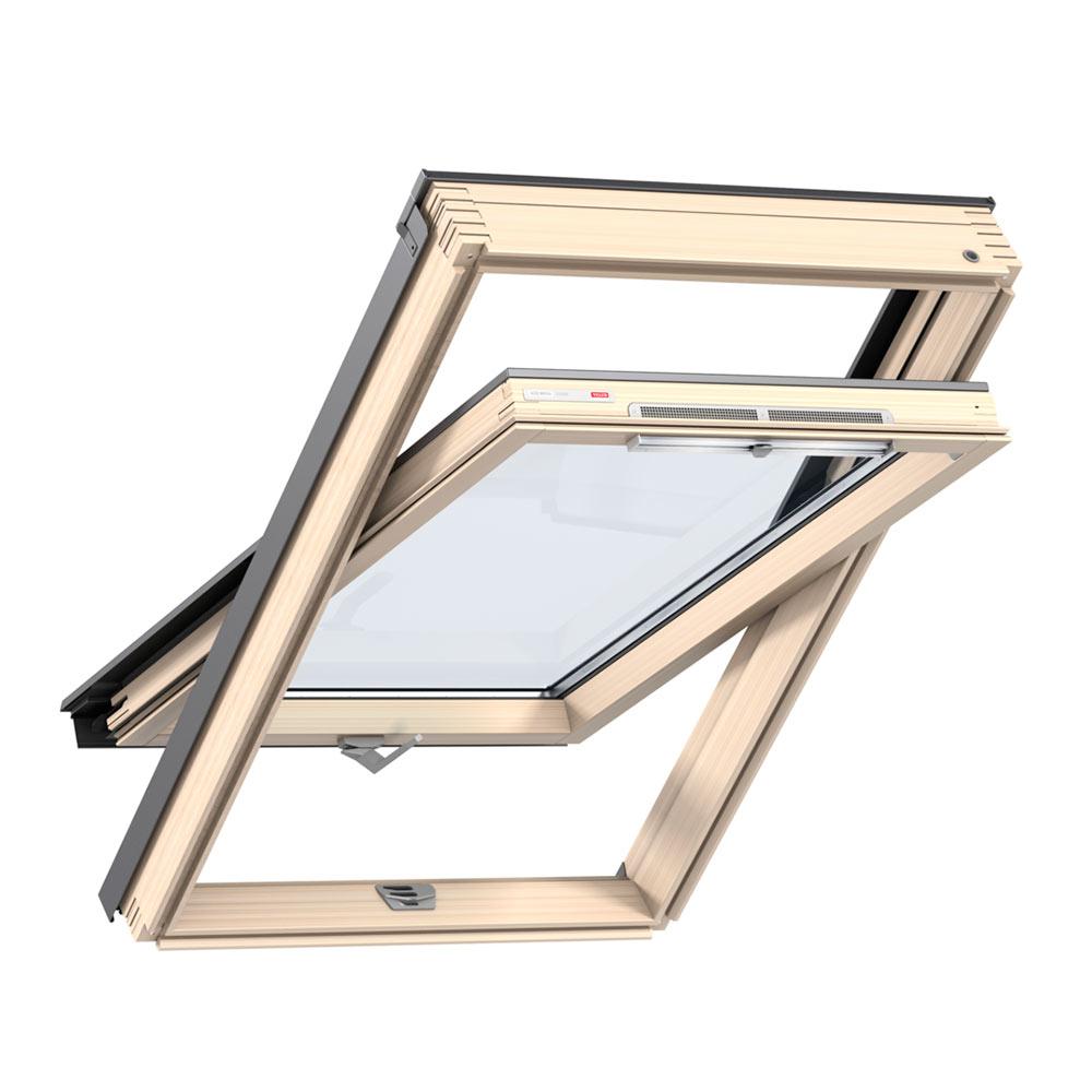 Окно мансардное Velux Optima GZR SR06 3050B 1140х1180 мм